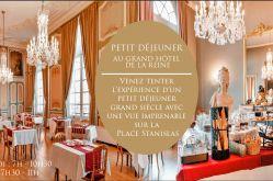 @Grand Hotel de la Reine