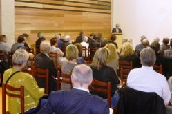 Auditorium Michael Collins - Pilâtre de Rozier Organisation