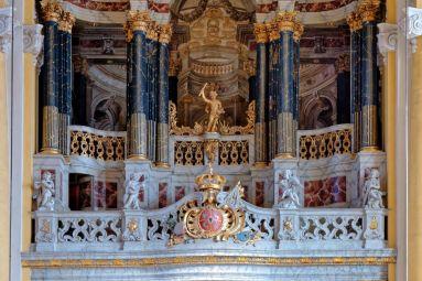 Hors frontières - église Saint Jacques à Lunéville