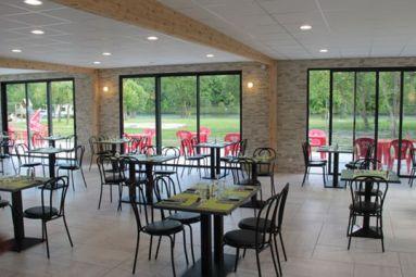 Restaurant Le Panorama du Camping Villey le Sec