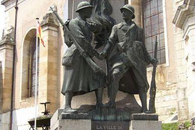 Monument de Thiaucourt - S.Loser - ADT 54