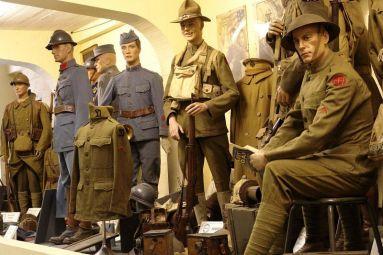 Musée du Costume Militaire
